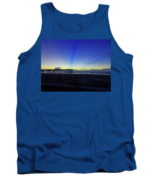 St Augustine Morning Tank Top