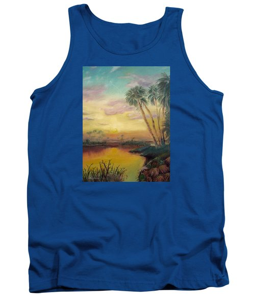 St. Johns Sunset Tank Top