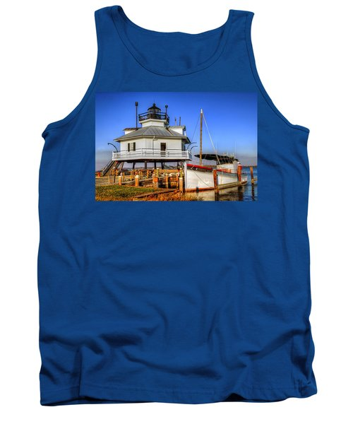 St Michaels Lighthouse Tank Top