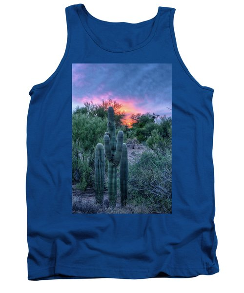 Stand Up And Be Counted Tank Top