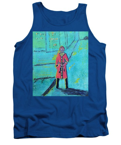Standing Strong Tank Top