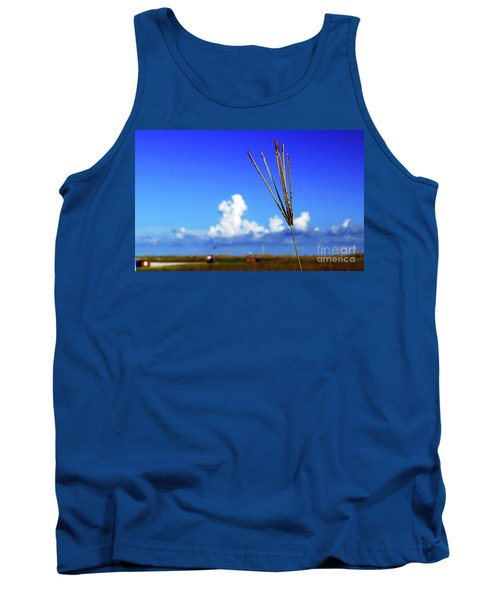 Tank Top featuring the photograph Standing Tall by Gary Wonning