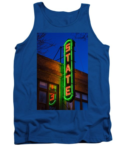 State Theatre - Ithaca Tank Top