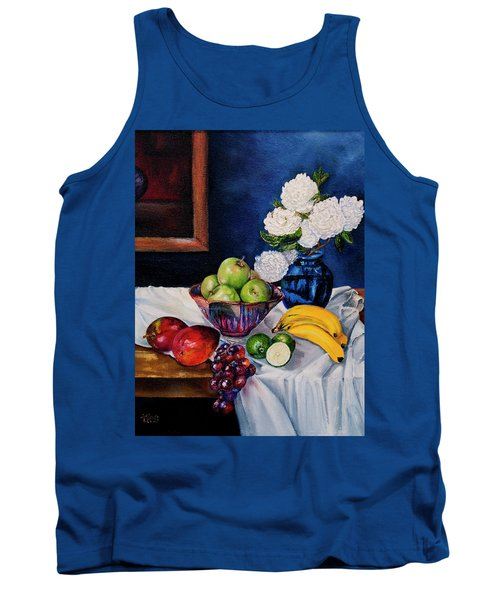 Still Life With Snowballs Tank Top