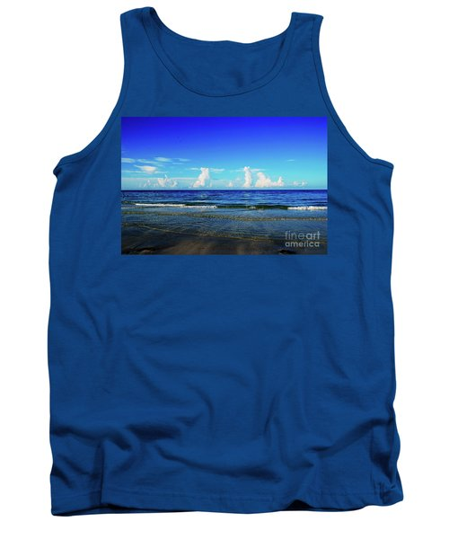 Tank Top featuring the photograph Storm On The Horizon by Gary Wonning