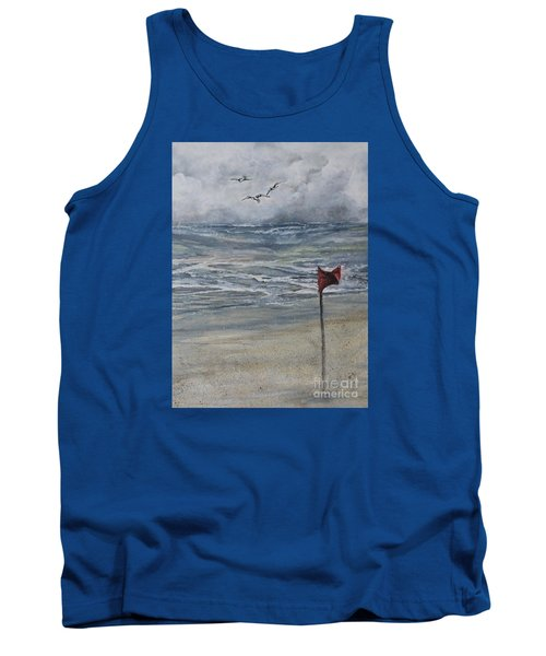 Storm Warning Tank Top