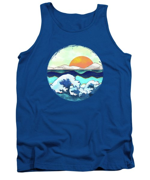 Stormy Waters Tank Top