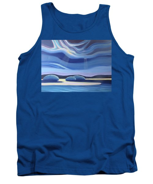 Streaming Light II Tank Top