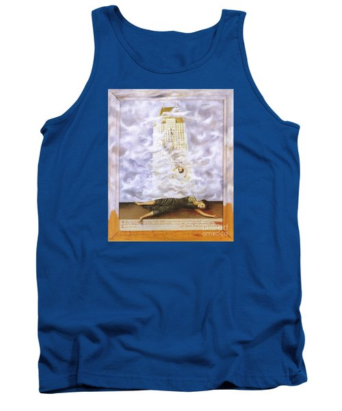 Suicide Of Dorothy Hale Tank Top