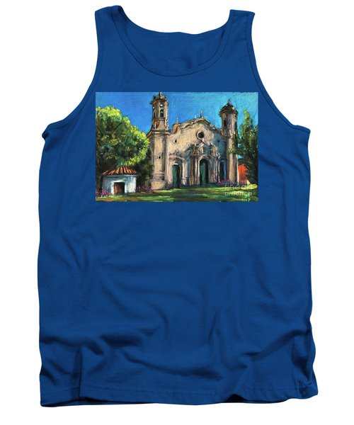 Summer Church Tank Top