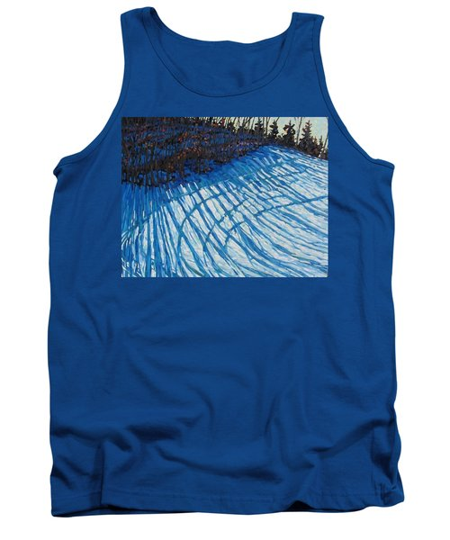 Sun Of Winter Shadows Tank Top