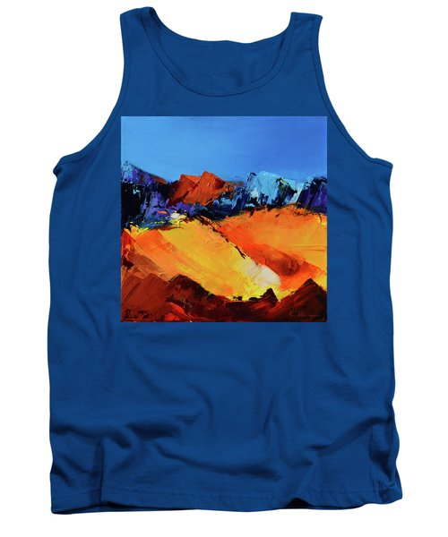 Sunlight In The Valley Tank Top