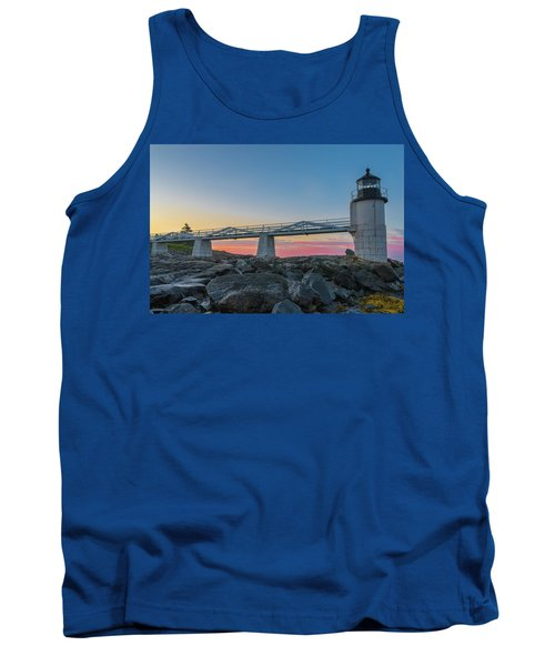 Sunrise At Marshall Point Tank Top