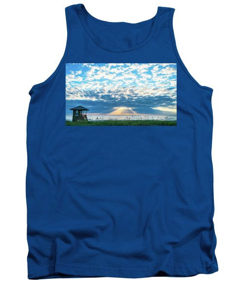 Sunrise Hope Delray Beach Florida Tank Top