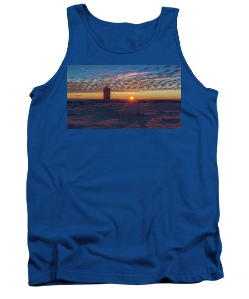 Sunrise On The Brocken, Harz Tank Top by Andreas Levi