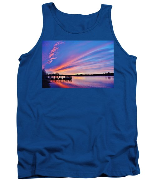 Sunrise Reflecting Tank Top