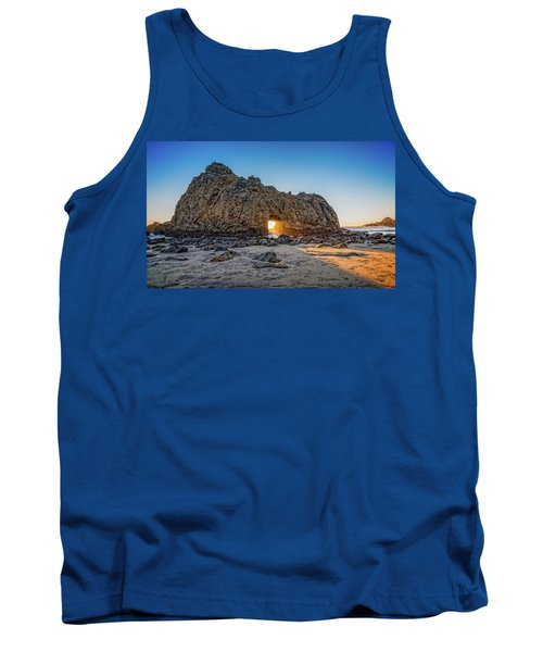 Sunset At Hole In The Rock Tank Top by James Hammond