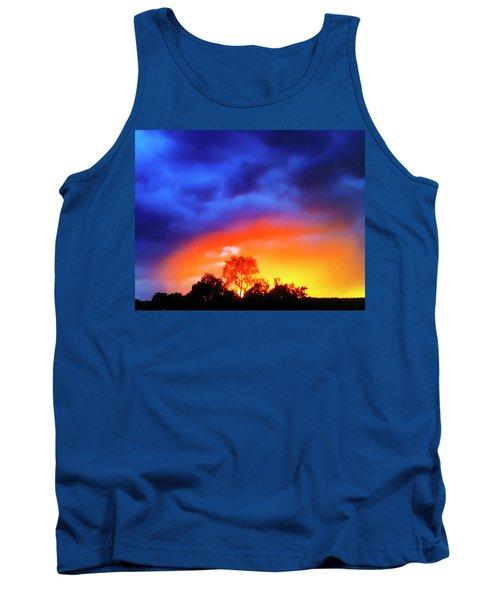 Sunset Extraordinaire Tank Top
