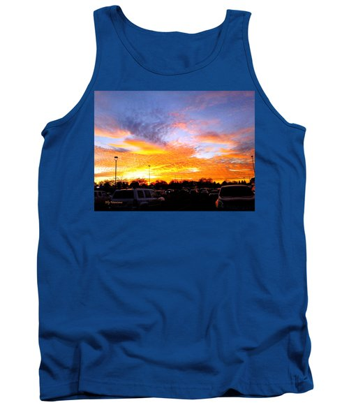 Sunset Forecast Tank Top