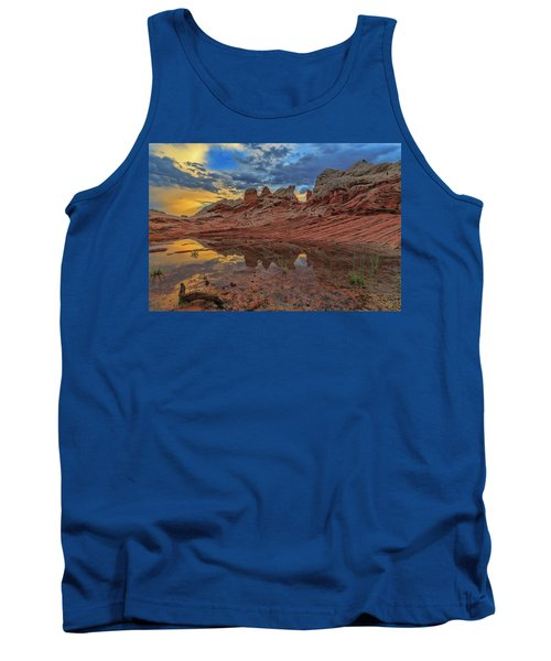 Sunset Reflections Tank Top