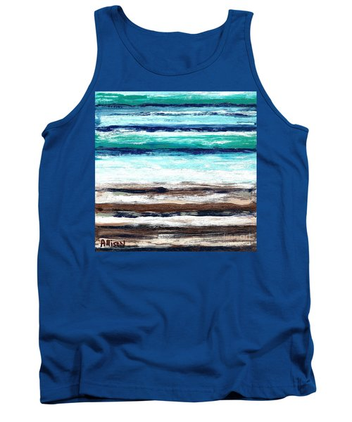 Surf And Turf Tank Top