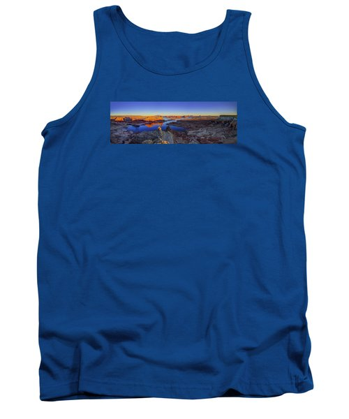 Surreal Alstrom Tank Top by Chad Dutson