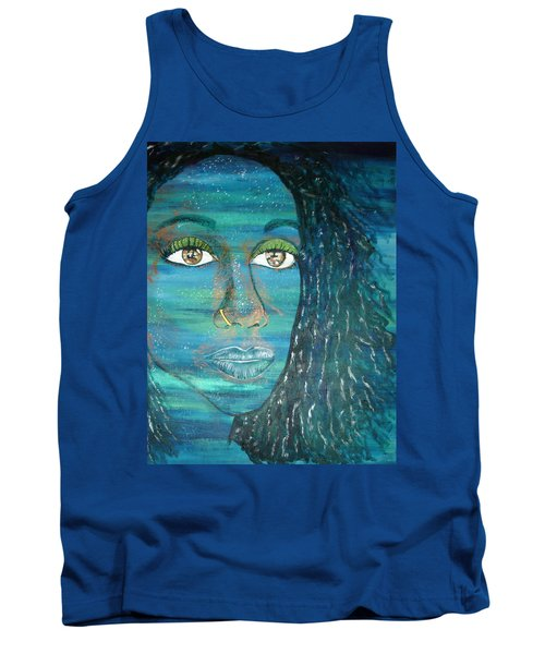 Sweet Blues Tank Top