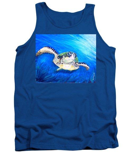 Swim Tank Top