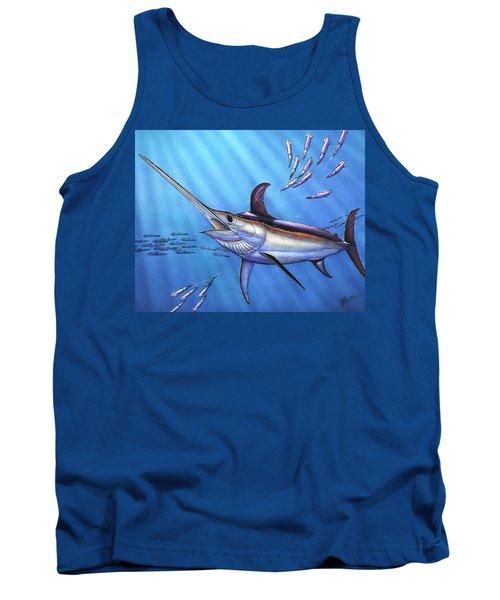 Swordfish In Freedom Tank Top