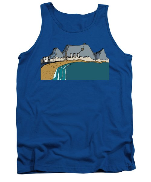 Table Mountain Tank Top