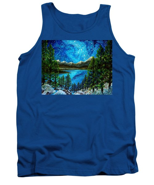 Tahoe A Long Time Ago Tank Top