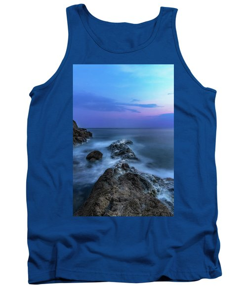 Tail Of The Dragon Tank Top