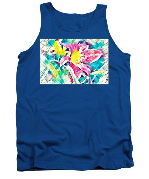 Take Another Look Tank Top