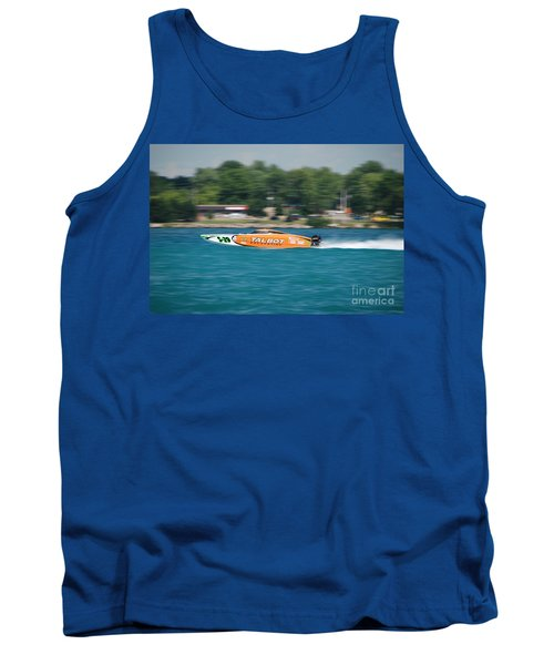 Talbot Offshore Racing Tank Top