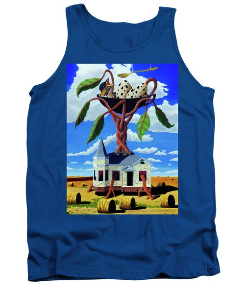 Talk Of The Town Tank Top