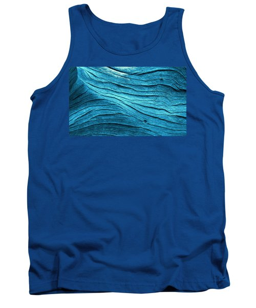 Tealflow Tank Top