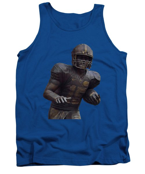 Tebow Transparent For Customization Tank Top