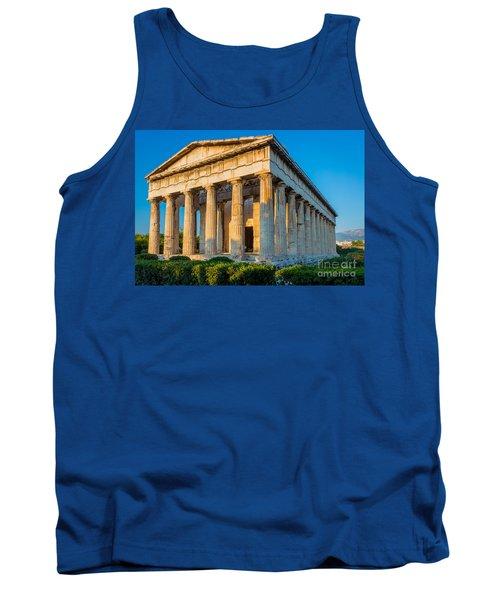 Temple Of Hephaestus Tank Top