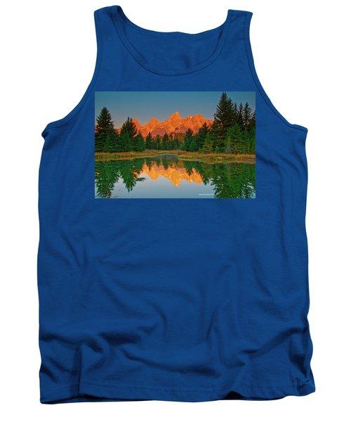 Teton Sunrise Tank Top