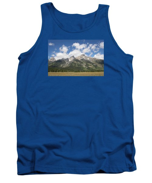 Teton View Tank Top