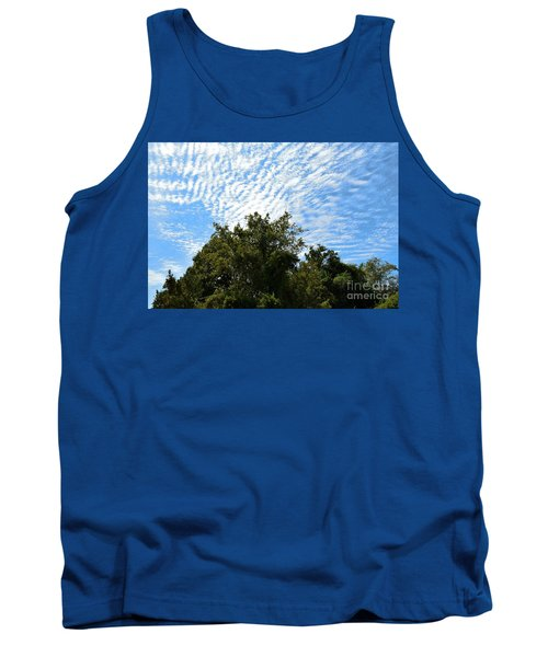 Tank Top featuring the photograph Texas Scene - Midday  by Ray Shrewsberry