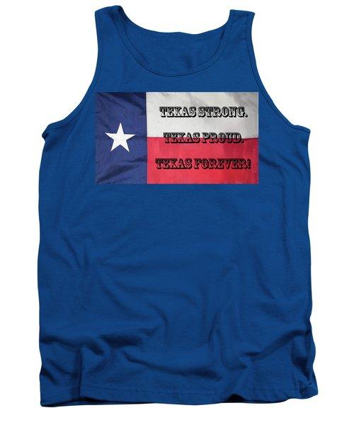 Texas Strong Tank Top