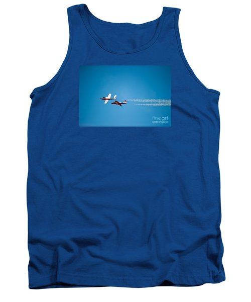 The 2 Snowbirds Tank Top