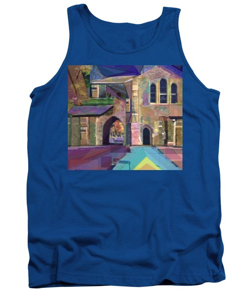 The Annex Tank Top by Vickie G Buccini