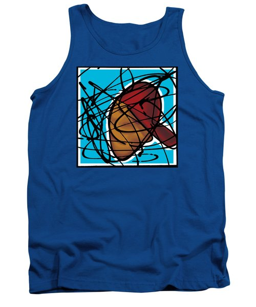 The B-boy As Icon Tank Top