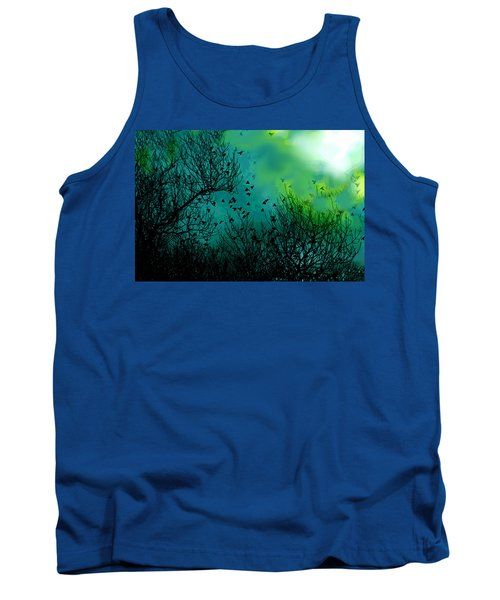 The Birds Of The Air  Tank Top