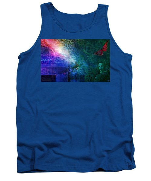 The Butterfly Effect Tank Top