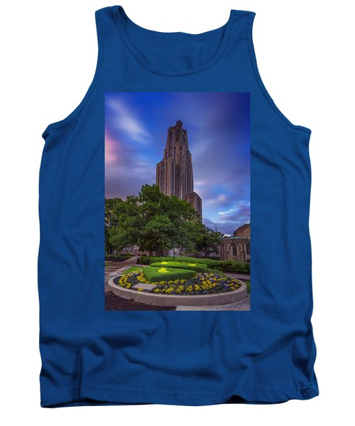 The Cathedral Of Learning Tank Top