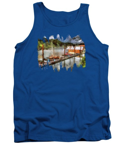 The Charming Port Of Toledo Tank Top