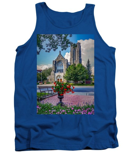 The Church In Summer Tank Top
